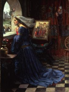 Fair Rosamund, 1916 by John William Waterhouse