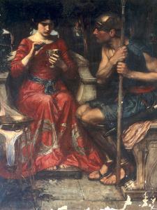 Jason and Medea by John William Waterhouse