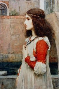 Juliet by John William Waterhouse