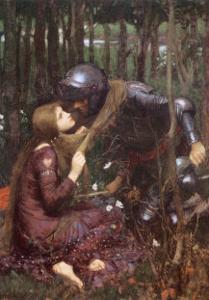 La Belle Dame Sans Merci by John William Waterhouse