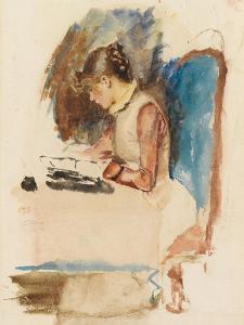 Mary by John William Waterhouse