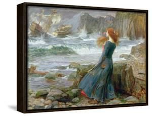 Miranda, 1916 by John William Waterhouse