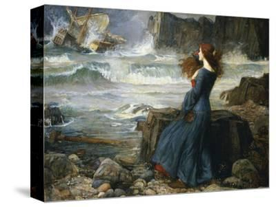 Miranda, the Tempest, 1916 by John William Waterhouse
