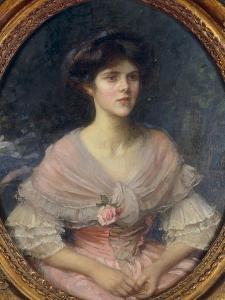 Mrs A.P. Henderson, 1908 by John William Waterhouse