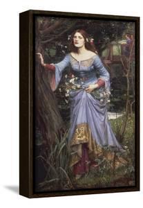 Ophelia, 1910 by John William Waterhouse