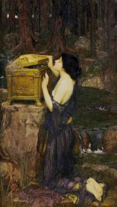 Pandora by John William Waterhouse
