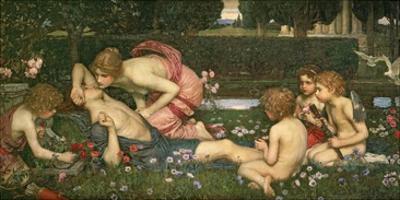 The Awakening of Adonis, 1899