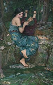 'The Charmer', 1911 by John William Waterhouse