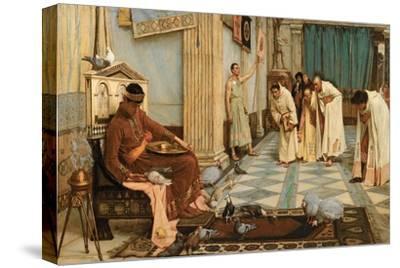 The Favourites of Emperor Honorius, C.1883