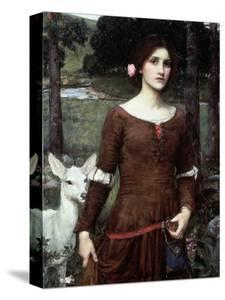 The Lady Clare, 1900 by John William Waterhouse