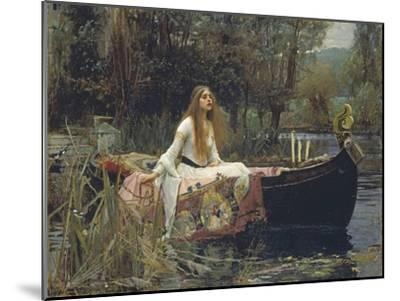 The Lady of Shalott by John William Waterhouse