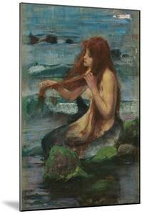 The Mermaid, 1892 by John William Waterhouse