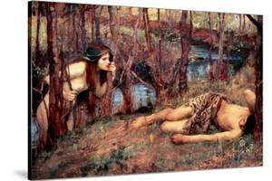 The Naiad by John William Waterhouse