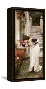 The Shrine by John William Waterhouse
