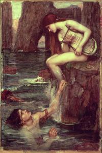 The Siren by John William Waterhouse