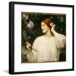 Vanity, C.1908-10 by John William Waterhouse