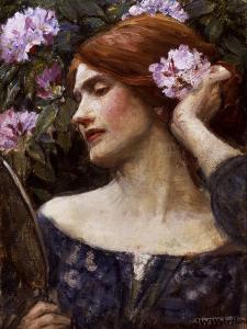 Vanity (Vanitas) by John William Waterhouse