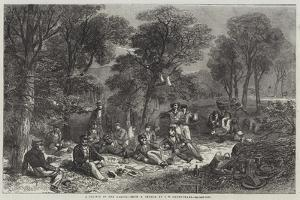 A Pic-Nic in the Baltic by John Wilson Carmichael