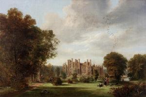 Holme Eden, Near Carlisle, 1843 by John Wilson Carmichael