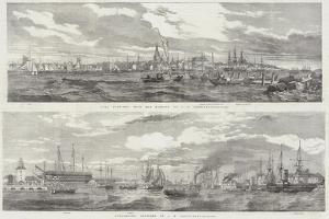 Sketches of the Baltic Sea by John Wilson Carmichael