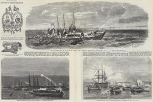 The Baltic Fleet by John Wilson Carmichael