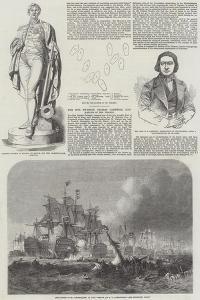 The Battle of St Vincent by John Wilson Carmichael