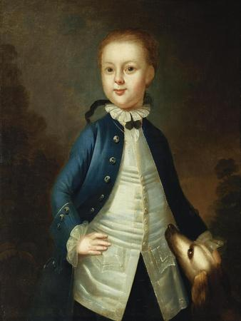Portrait of Thomas Ritchie, c.1765