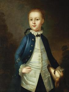 Portrait of Thomas Ritchie, c.1765 by John Wollaston