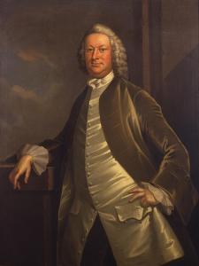 William Walton, C.1750 by John Wollaston