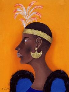 African Princess, 1999 by John Wright