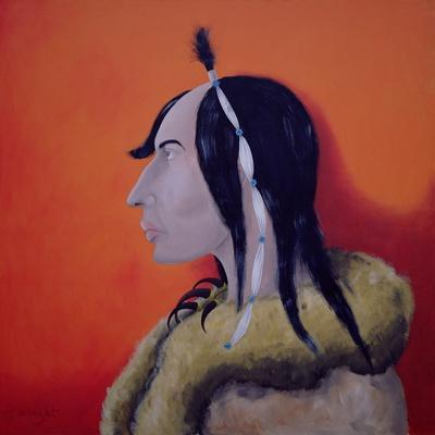 Native Americans Series, No. 5, 1998