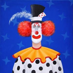 The Clown by John Wright