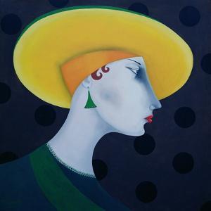 Women in Profile Series, No. 18, 1998 by John Wright