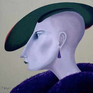 Women in Profile Series, No. 3, 1998 by John Wright