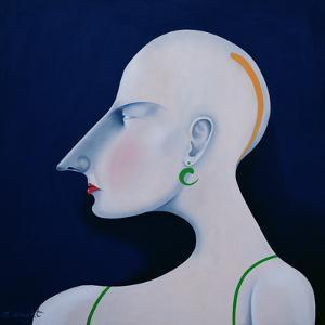 Women in Profile Series, No. 6, 1998 by John Wright