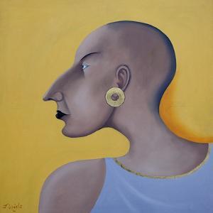 Women in Profile Series, No.7, 1998 by John Wright