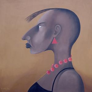 Women in Profile Series, No. 8, 1998 by John Wright