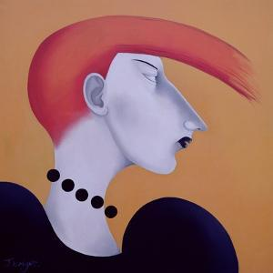Women in Profile Series, No. 9, 1998 by John Wright