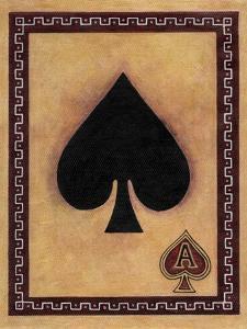 Ace of Spades by John Zaccheo