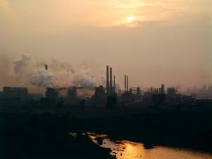 US Steel Plant by John Zimmerman