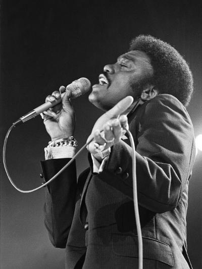 Johnnie Taylor-Todd Duncan-Photographic Print