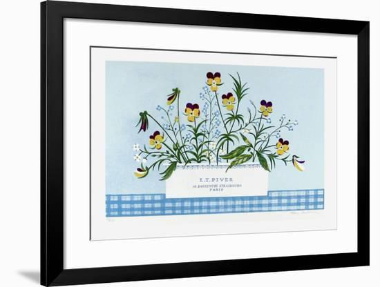 Johnny Jump Up-Mary Faulconer-Framed Limited Edition