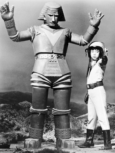 Johnny Sokko and His Flying Robot--Photo