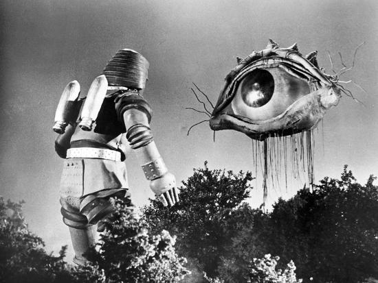 Johnny Sokko and His Flying Robot--Photo