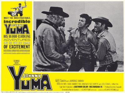 Johnny Yuma, 1967--Art Print