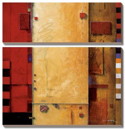 Joie De Vie-Don Li-Leger-Canvas Art Set