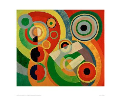 Joie de Vivre, 1930-Robert Delaunay-Giclee Print