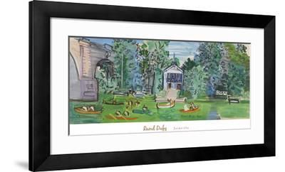 Joinville, 1938-Raoul Dufy-Framed Art Print
