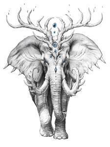 Elephant Soul by JoJoesArt