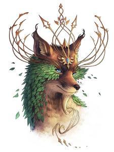 Fox Colored by JoJoesArt